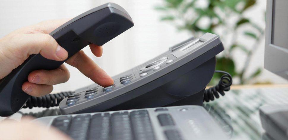 Telefone fixo: corte por falta de pagamento