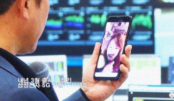 Sul-coreana realiza primeira chamada de vídeo no 5G