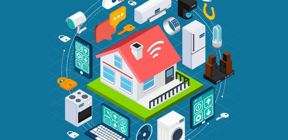 10 tendências da internet das coisas para sua casa