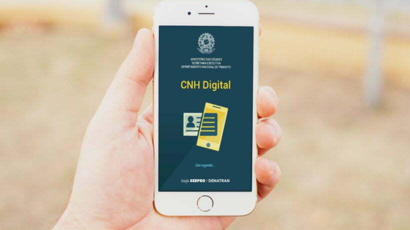 CNH digital: 10 milhões de motoristas trocarão a carteira