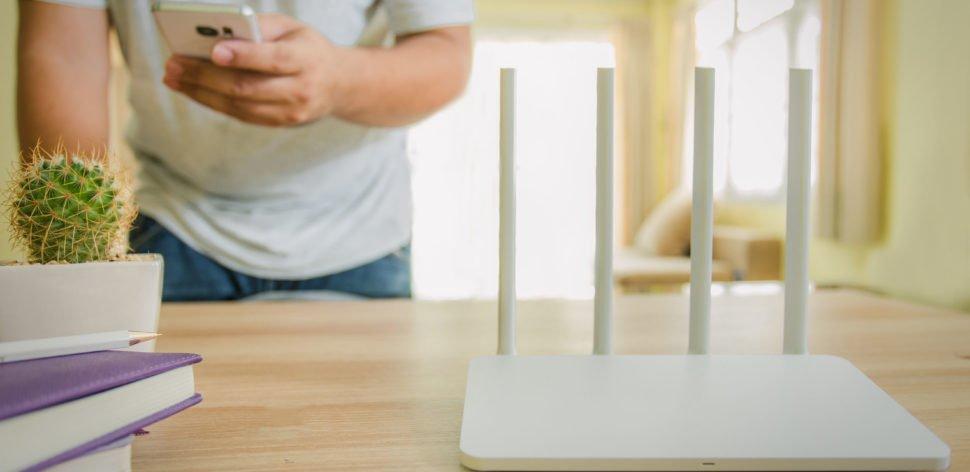 Como configurar o roteador Wi-Fi para ter um sinal melhor