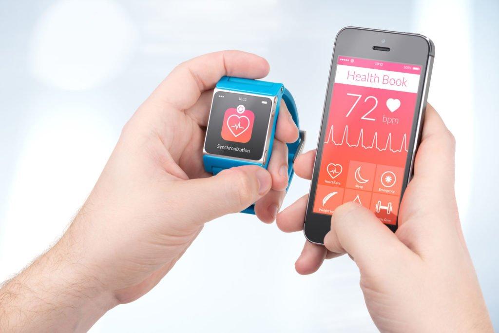 Smartwatch compatível com smartphone