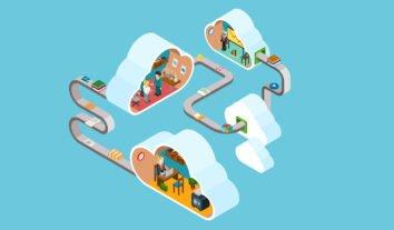 Pequenas e médias empresas se beneficiam de serviços na nuvem