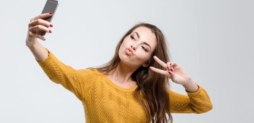 Não faça mais selfies antes de ler essas 9 dicas para turbiná-las