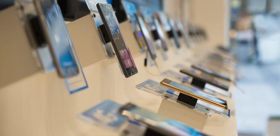 Preços de smartphones podem ter diferença de mais de 100%