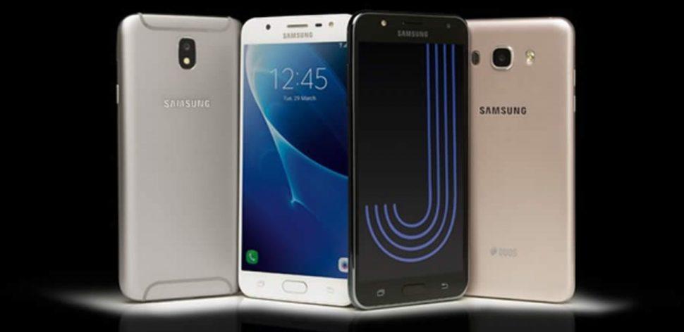 Samsung: aparelhos da linha Galaxy J passam para a família A