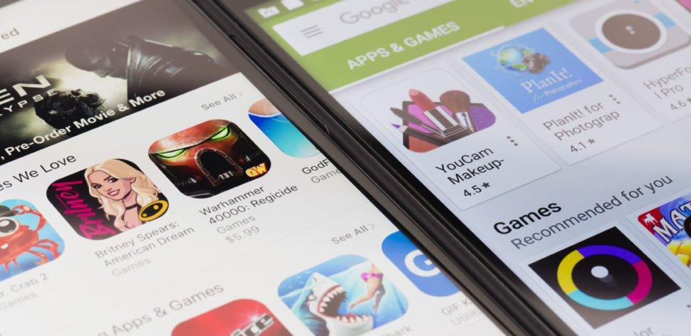 Semelhanças do Android e iOS: sistemas estão ficando mais parecidos
