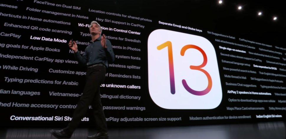 Novidades do iOS13: da otimização da bateria ao Safari
