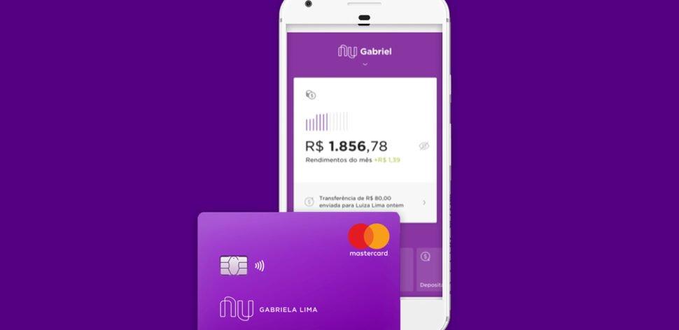 Nubank passa a aceitar DOCs para transferência de dinheiro
