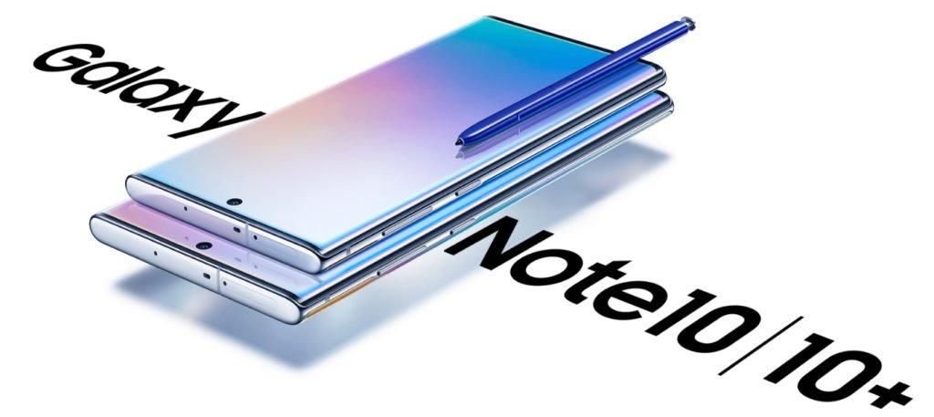 Galaxy Note 10 e Plus