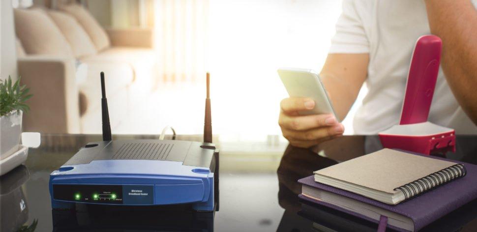 6 maneiras de recuperar o sinal da internet