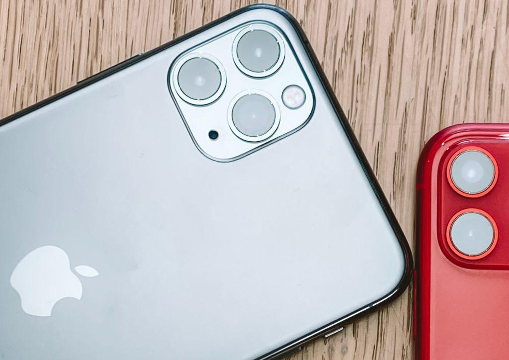 câmeras iphone 11