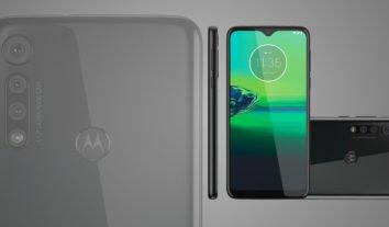 Moto G8: câmera tripla em um telefone intermediário