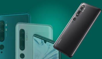 Xiaomi Mi Note 10 chega ao Brasil com câmera de 108 Megapixels