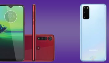 O que esperar do Moto G8, Moto G8 Power e Galaxy S20+