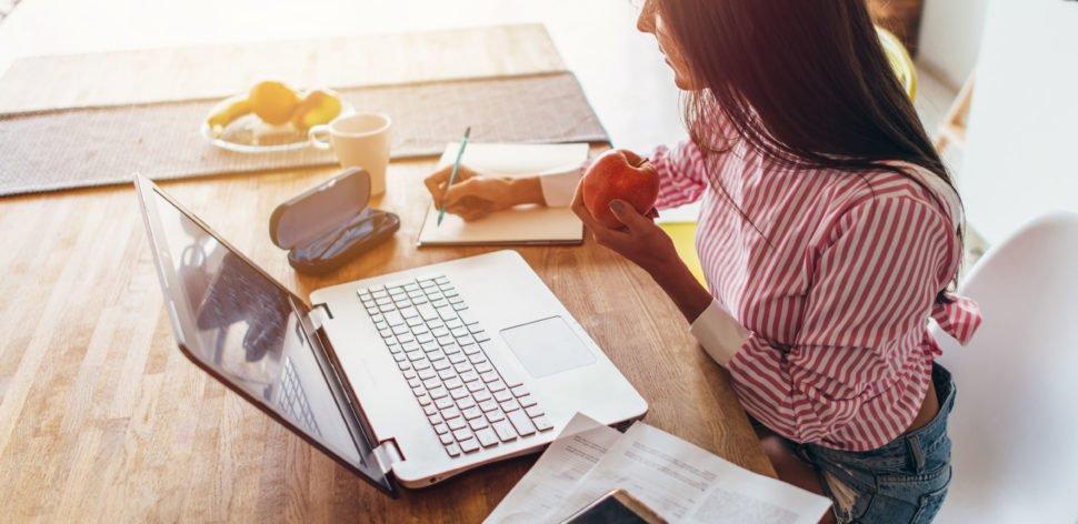 Home office pode ser um desafio produtivo; veja as dicas