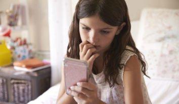 Aplicativos podem colocar em risco privacidade das crianças