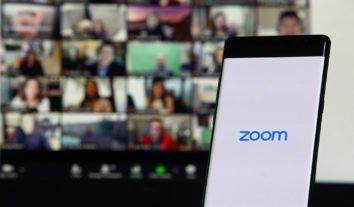 Problemas no Zoom Meeting foram corrigidos, diz laboratório