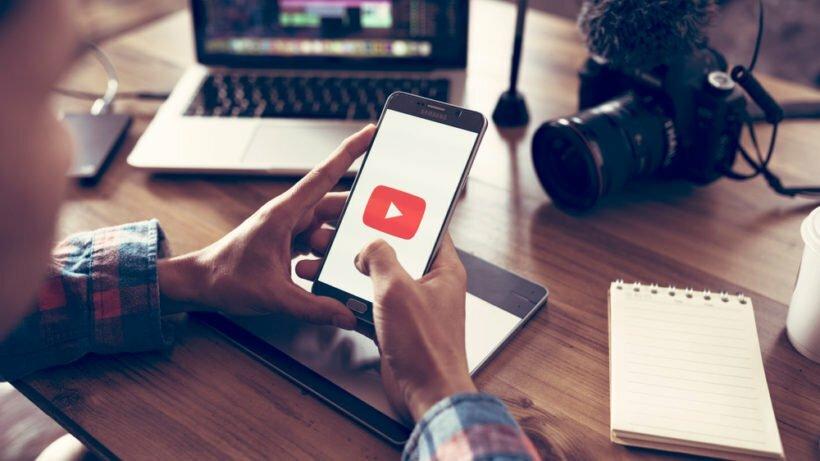 Acessos ao YouTube crescem durante o isolamento