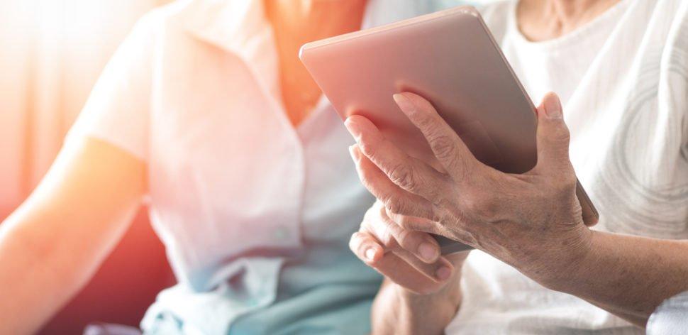 Golpes virtuais contra idosos cresceram durante a pandemia