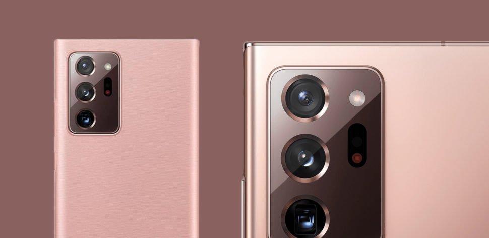 Veja o que achamos da Linha Galaxy Note20 da Samsung