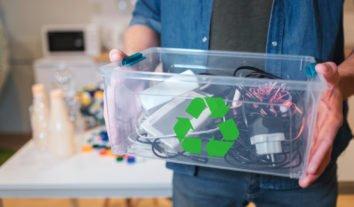 Lixo eletrônico: você sabe como descartar?