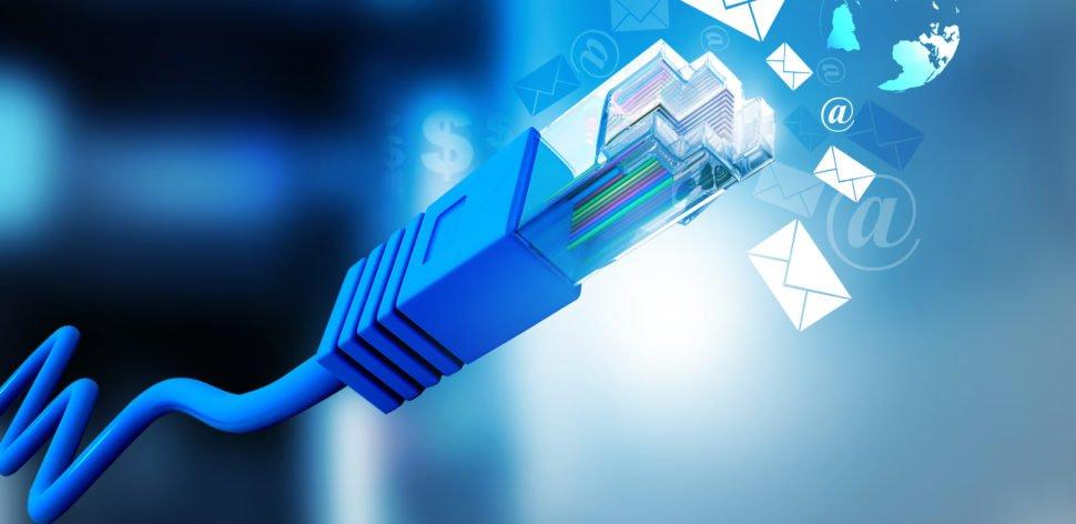 Atenção à conexão da internet